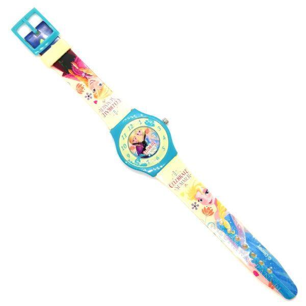 Zegarek naręczny - Kraina lodu logo