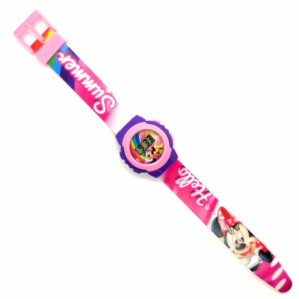 Zegarek naręczny - Myszka Minnie