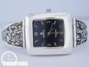 zegarek srebrny perfect