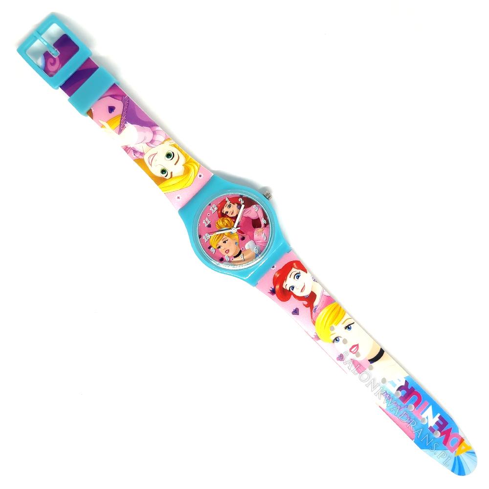 Zegarek naręczny - Księżniczki - Princess