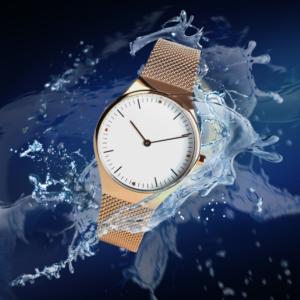 Wodoszczelność zegarków