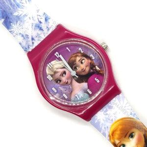 Zegarek naręczny - Elsa i Anna