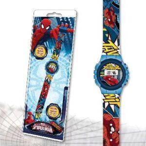 zegarek-z-spidermanem