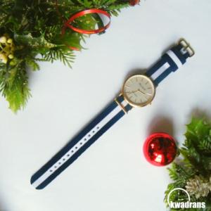 zegarek z żeglarskim wzorem