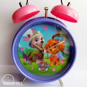 psi patrol - zegarek budzik