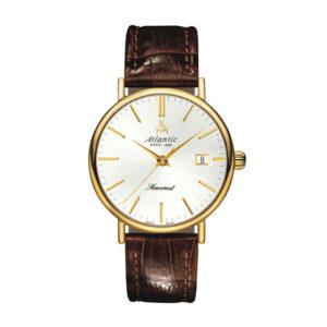 zegarek męski atlantic skórzany pasek