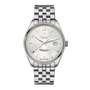 automatczny zegarek szwajcarski atlantic