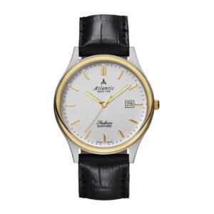 zegarek męski atlantic wskazówkowy