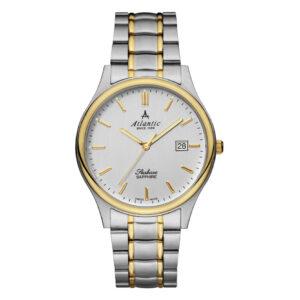 szwajcarski zegarek męski atlantic seabase