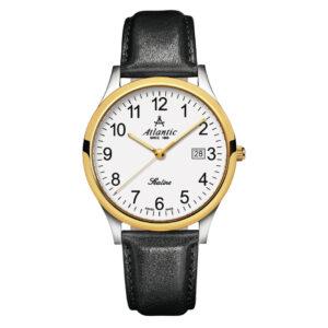 atantic szwajcarski zegarek męski