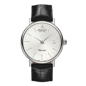 szwajcarski zegarek męski atlantic