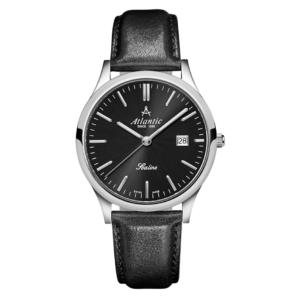 atlantic szwajcarski zegarek męski sealine