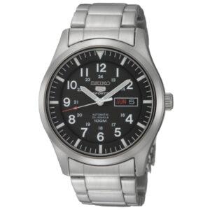 zegarek męski na rękę seiko Seiko SNZG13K1 Automatic