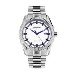 zegarek szwajcarski Adriatica męski bransoleta