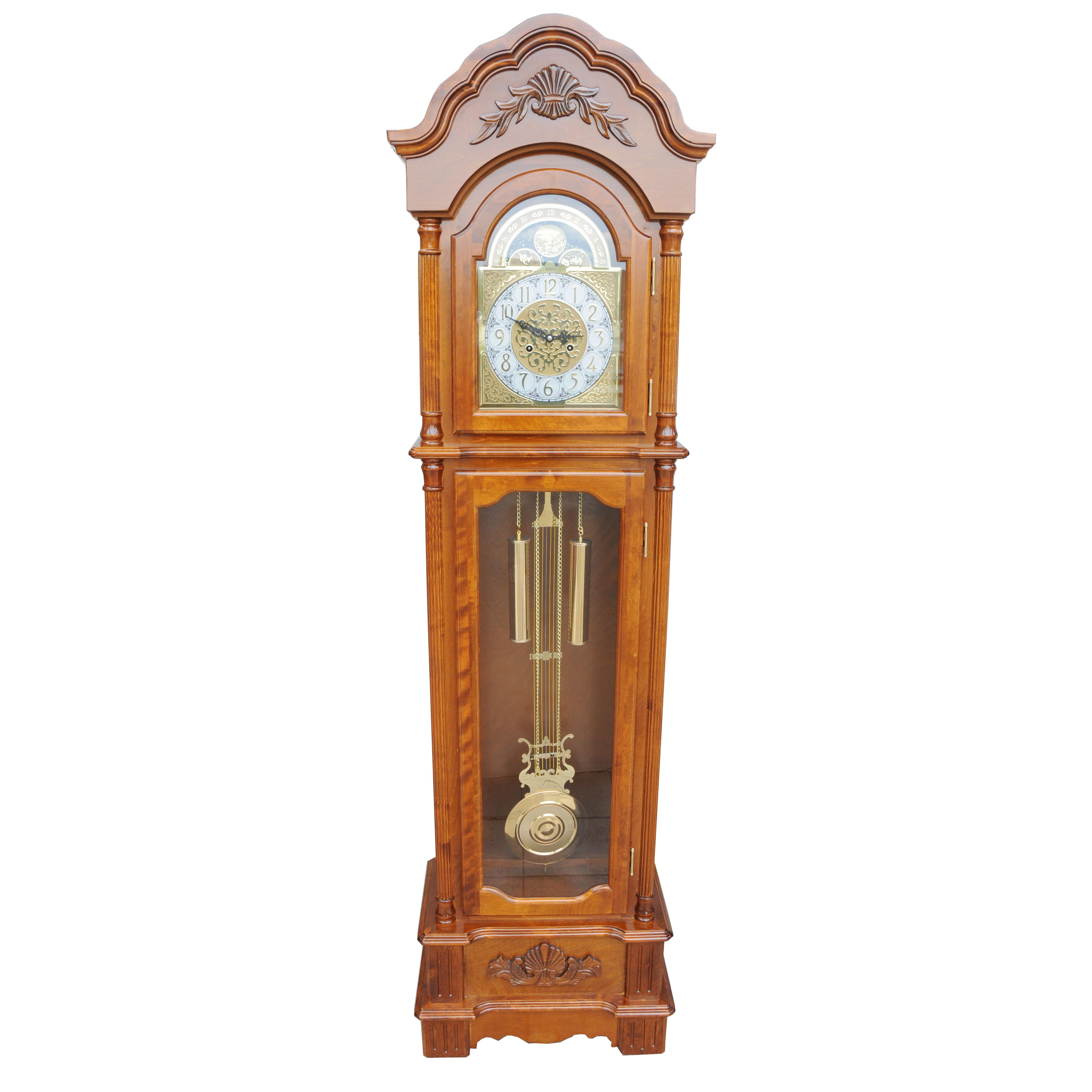 Zegar stojący Adler 10111 Dąb