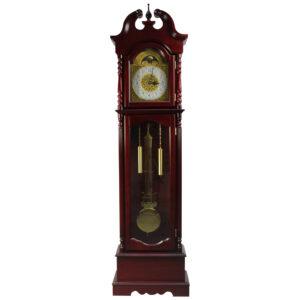 Zegar stojący Mahoń