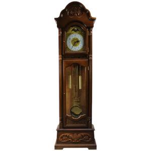 Zegar stojący Orzech