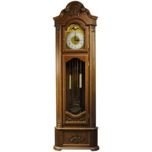 Zegar stojący rogowy Orzech