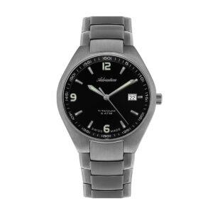 zegarek szwajcarski Adriatica Męski Tytatnowy