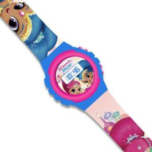 Zegarek naręczny LCD