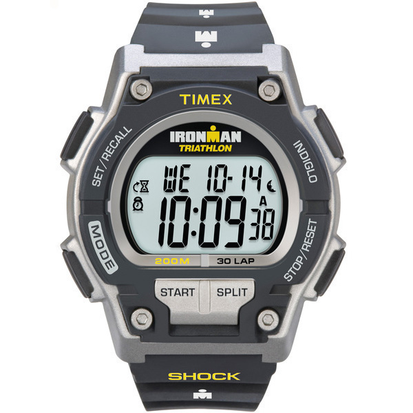 Timex T5K195 Ironman Traditional – Shock 30 -Lap Classic Full-Size