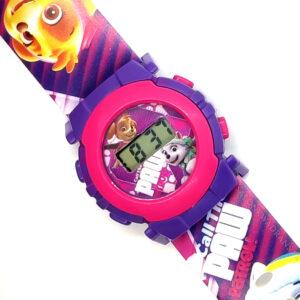 Zegarek Psi Patrol + dodatkowe paski do kolorowania