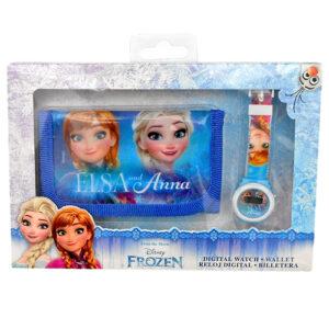 Zegarek - Frozen Elsa i Anna