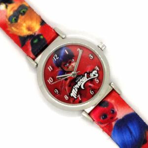 Zegarek naręczny - Miraculous
