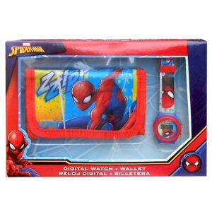 zegarek spiderman