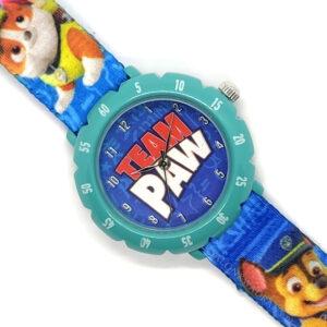 Zegarek Psi Patrol Team PAW wskazówkowy dla chłopca