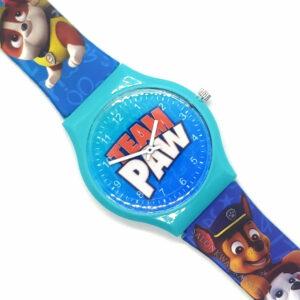 Zegarek naręczny - Psi Patrol chłopięcy team paw