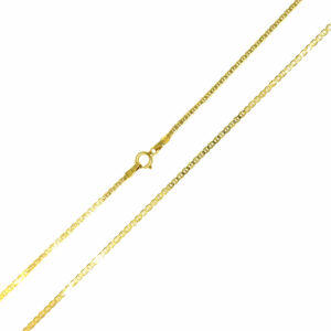 Łańcuszek złoty gucci pełny 585 50cm