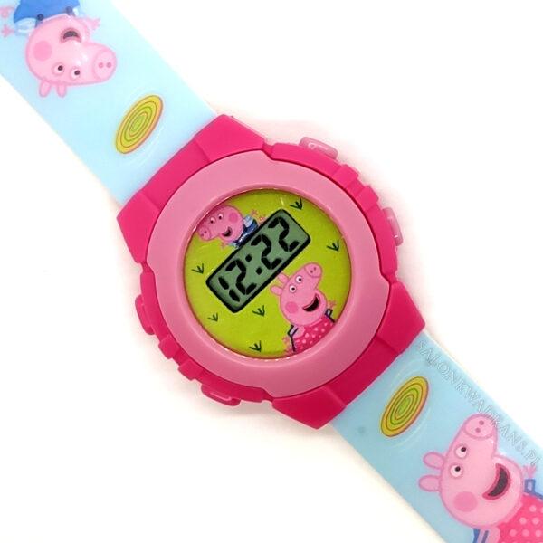 Zegarek Świnka Peppa - Peppa Pig