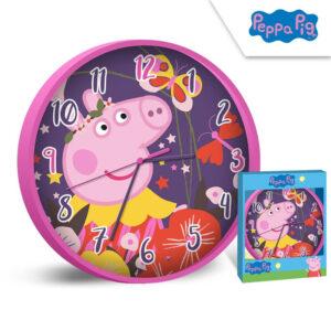 Zegar ścienny Świnka Peppa - Peppa Pig