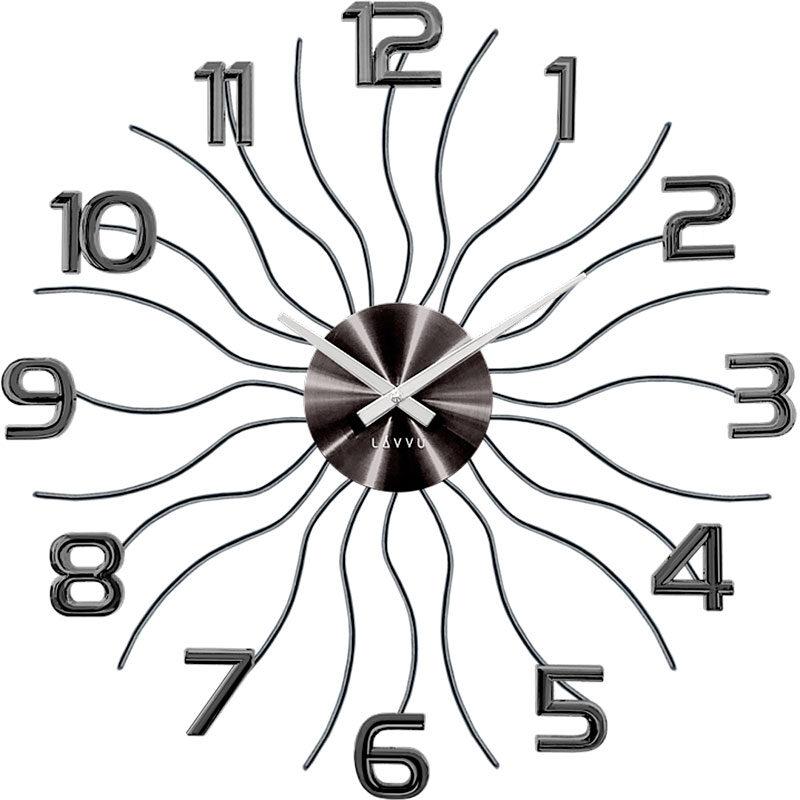 Zegar ścienny LAVVU SUN LCT1222