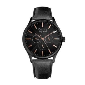 Pierre Ricaud P60020.B2R4QF Zegarek męski czarny