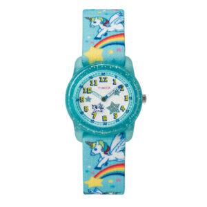Timex TW7C25600 Kids Unicorn Jednorożec Zegarek dla dziewczynki